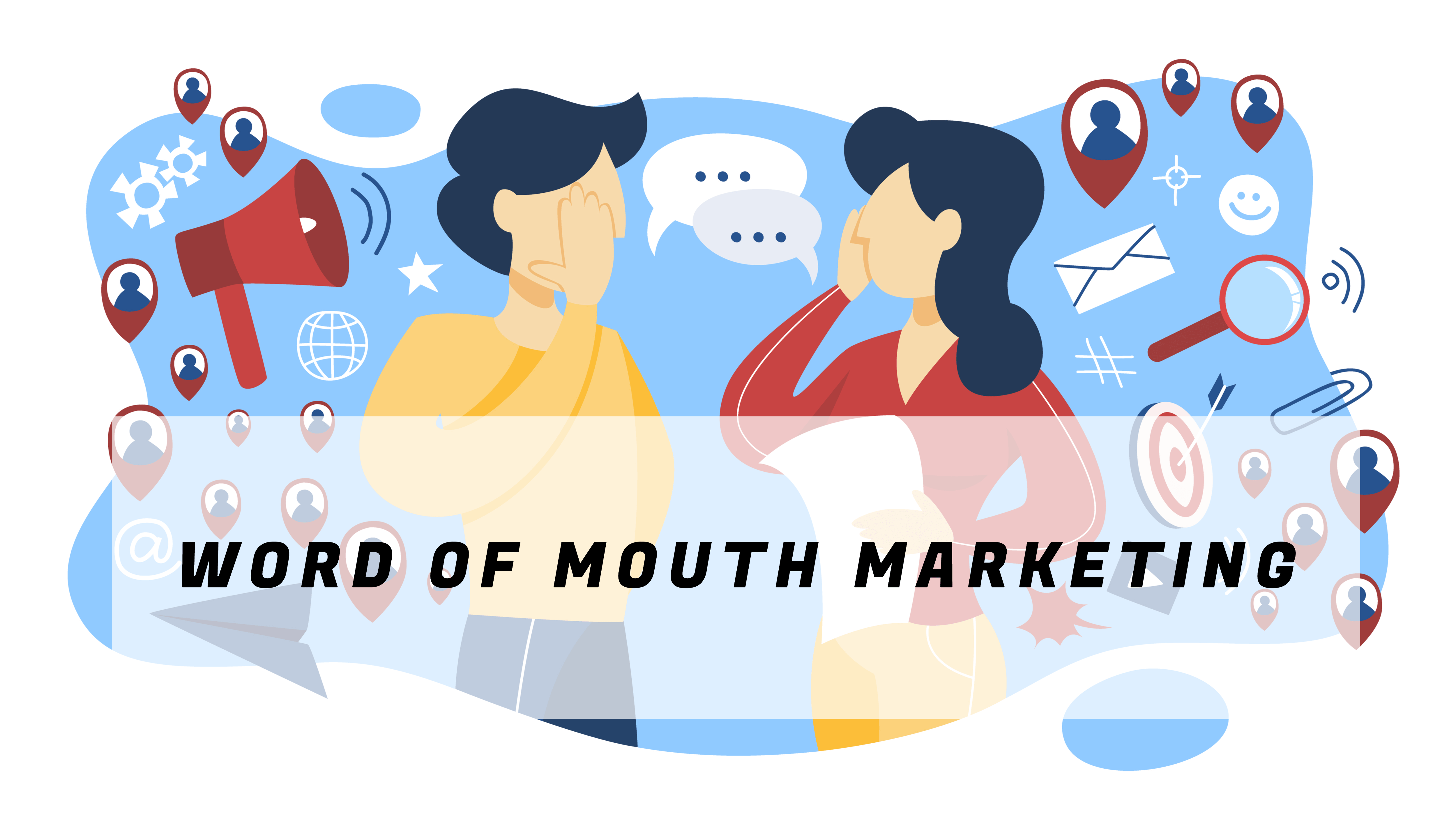 Word of mouth marketing, 口碑行銷